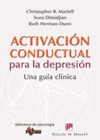 activacion conductual para la depresion christopher martell sona dimidjian ruth herman dunn 9788433026217