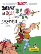 asterix la rosa i l espasa-rene goscinny-9788434568617