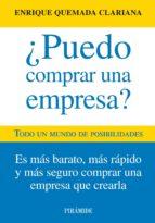¿puedo comprar una empresa? (ebook)-enrique quemada clariana-9788436828917