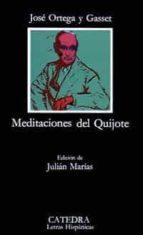 meditaciones del quijote (2ª ed.)-jose ortega y gasset-9788437604817