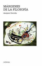 margenes de la filosofia jacques derrida 9788437608617