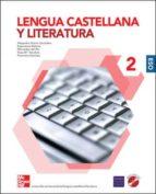 lengua castellana y literatura. 2º eso-9788448161217