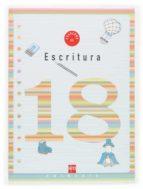 cuaderno de escritura 18 (6º educacion primaria)-9788467507317