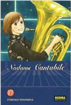 nodame cantabile 17-tomoko ninomiya-9788467901917