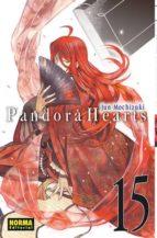 pandora hearts 15-jun mochizuki-9788467916317