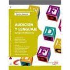 cuerpo de maestros. audición y lenguaje (centro especial). programación didáctica 9788468143217