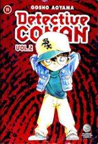 detective conan ii nº 11 gosho aoyama 9788468470917