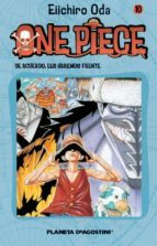 one piece nº 10-eiichiro oda-9788468471617
