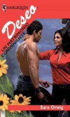 un matrimonio conveniente (ebook)-sara orwig-9788468708317