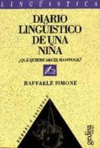 maistock: lenguaje de una niña raffaele simone 9788474324617