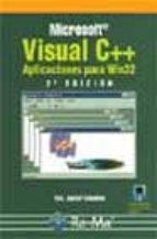 Microsoft visual c++: aplicaciones para win32 EPUB PDF por Francisco javier ceballos
