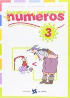 jugamos y pensamos con los numeros 3 (2ª curso primaria)-victor m. burgos alonso-jaime martinez montero-jesus perez gonzalez-9788481051117