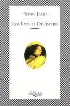 los papeles de aspern-henry james-9788483107317
