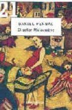 el señor malaussene daniel pennac 9788483462317