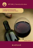 (i.b.d.)servicio de vinos. hotr0608   servicios de restaurante 9788483646717