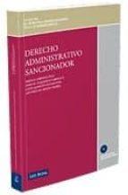 derecho administrativo sancionador lucia alarcon sotomayor 9788484067917