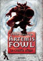 artemis fowl v : la cuenta atrás eoin colfer 9788484413417