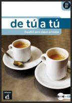 de tu a tu: español para clases privadas. a2 b1 (incluye cd) 9788484438717