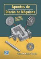 apuntes de diseño de maquinas (2ª ed)-juan m marin garcia-9788484547617