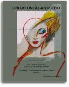 dibujo lineal y artistico para peluqueria y estetica-marcela lopez parada-9788487190117