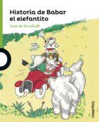 historia de babar el elefantito-jean de brunhoff-9788491220817