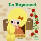 la rapunzel. llibre amb textures-9788491373117