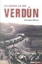 la batalla de verdun-georges blond-9788492400317