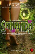 sananda, libro primero (ebook)-lena valenti-9788494354717