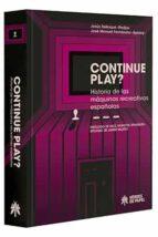 continue play?-jesus relinque-9788494714917