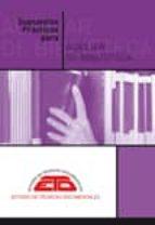 supuestos practicos para tecnico auxiliar de biblioteca.-9788496552517