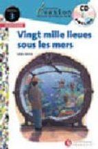 evasion 10 clasicos + cd: 20.000 lieuers sous mer-9788496597617