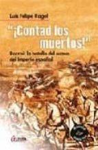 ¡contad los muertos¿: rocroi: la batalla del ocaso del imperio es pañol-luis felipe ragel-9788496840317