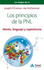 los principios de la pnl (ebook) ian mcdermott 9788497358217