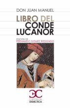 el libro del conde lucanor 9788497406017