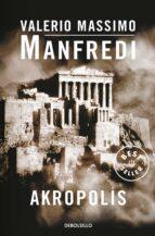 akropolis valerio massimo manfredi 9788497597517