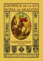 El libro de Cronica de la corona aragon (ed. facsimil) autor GASPAR CASTELLANO Y DE LA PEÑA TXT!