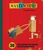 (pe) manufactures-victoria tubau-9788498255317