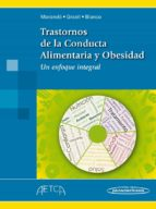 trastornos de la conducta alimentaria y obesidad gonzalo morande lavin 9788498357417