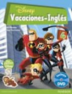 vacaciones disney ingles 4º de primaria-9788498375817