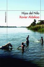 hijos del nilo xavier aldekoa 9788499425917