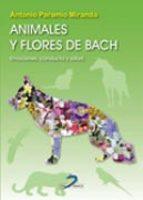 animales y flores de bach-a. paramio-9788499690117