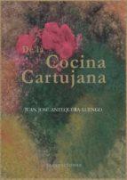 de la cocina cartujana (ebook)-juan jose antequera luengo-9788499862217