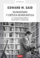 HUMANISMO Y CRÍTICA DEMOCRÁTICA