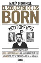 el secuestro de los born-maria o donnell-9788499926117