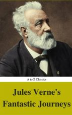 jules verne's fantastic journeys (a to z classics) (ebook) 9788827522417