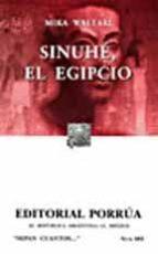 sinuhe, el egipcio (4ª ed)-mika waltari-9789700762517