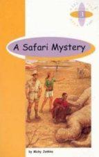 a safari mystery (br 4 eso) micky jenkins 9789963475117