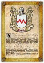 apellido montáñez / origen, historia y heráldica de los linajes y apellidos españoles e hispanoamericanos (ebook) antonio tapia cdlhf00017517
