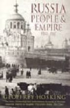 russia: people and empire, 1552 1917 geoffrey hosking 9780006383727