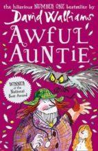 El libro de Awful auntie autor DAVID WALLIAMS TXT!